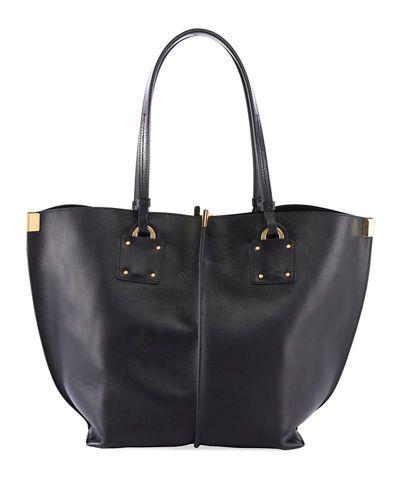 349f1d00de V430Z Chloe Vick Wide Leather Tote Bag | $1000+ : Bags, purses ...