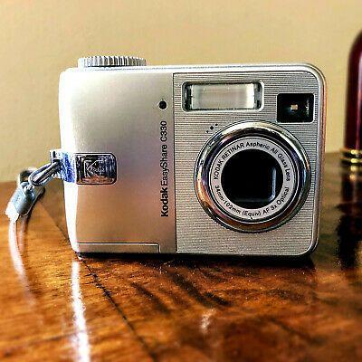 Wonderful Kodak Easyshare C330 Digital Camera Fujifilm Instax Mini Kodak Easyshare