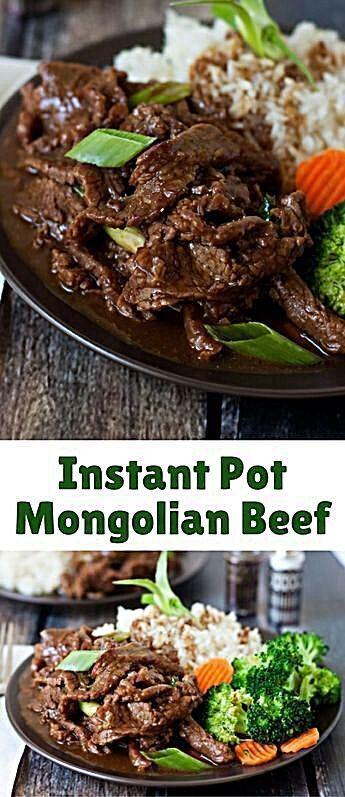 Pressure Cooker Instant Pot Mongolian Beef Recipe Recipe In 2020 Sliced Beef Recipes Beef Recipe Instant Pot Beef Recipes
