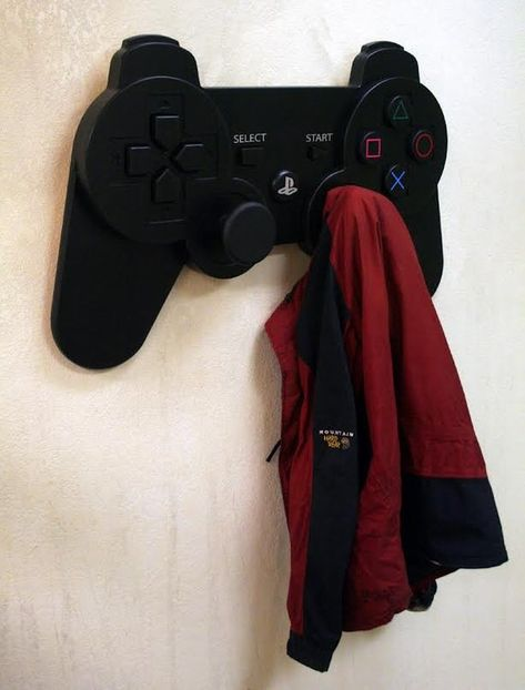 Game Controller display coat hanging unit | Etsy