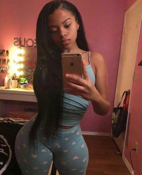 Sexy Black Teen Amateur