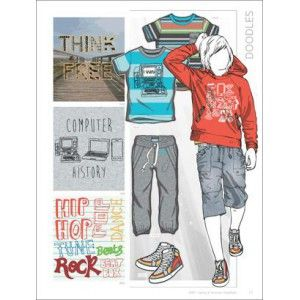 Style Right Kid's Trend S/S 2015 incl. DVD