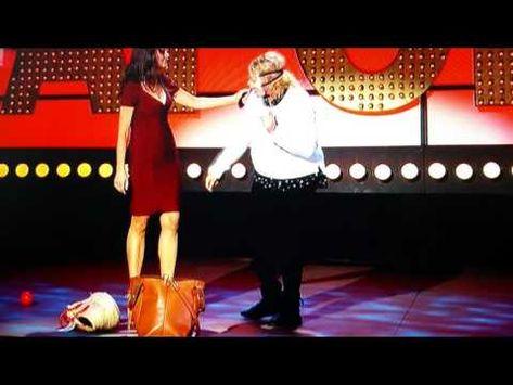 Nina Conti, Hilarious, Live at The Apollo - YouTube