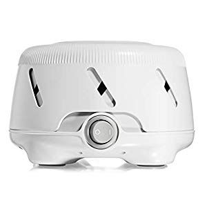 Marpac Dohm Uno White Noise Machine Real Fan Inside For Non Looping White Noise Sound Machine For Travel Office Privacy Sleep Therapy For Adults Baby In 2020