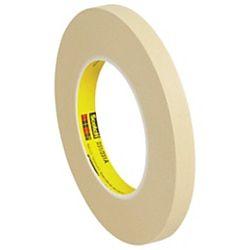 3m 231 Masking Tape 3 Core 0 5 X 180 Tan Case Of 12 Masking Tape Basic Office Supplies