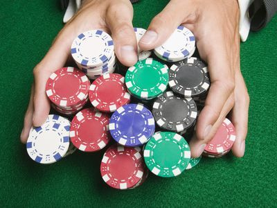 Before You Ante Up Learn The Standard Poker Chip Denominations