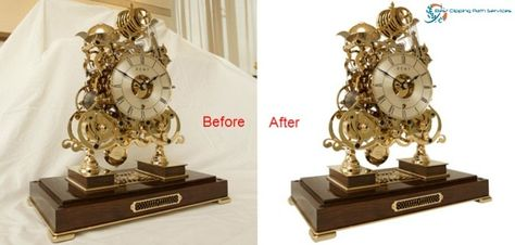 Clipping path or background removed image