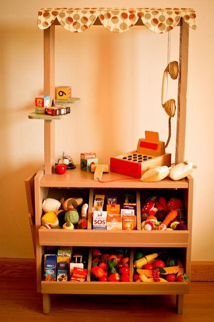 Cocinitas Y Tienditas Cocinas De Juguete Supermercado De