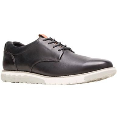 Hush Puppies Expert Pt Casual Walking Shoes Mens Black Leather In 2020 Mens Casual Shoes Dress Shoes Men Hush Puppies
