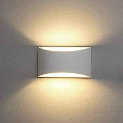 Modern Led Wall Sconce Lighting Fixture Lamps 7w Warm White 2700k