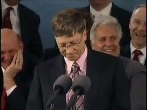 bill gates famous speech