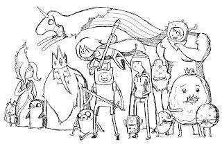 cartoon network printable coloring pages cartoon network coloring pages download and print for free printable coloring pages pinterest mandala - Adventure Time Coloring Pages