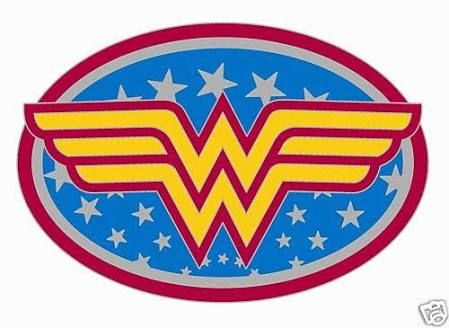 picture about Wonder Woman Logo Printable identify Graphic outcome for totally free Wonderwoman brand printables Kyras