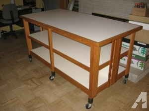 Industrial Cutting Tables For Fabric | Commercial Fabric Cutting Table |  Craft Room Ideas | Pinterest | Fabric Cutting Table, Cutting Tables And St  Louis