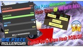 NEW] ROBLOX FREE/HACK/SCRIPT! | One Piece Millenium| STATS
