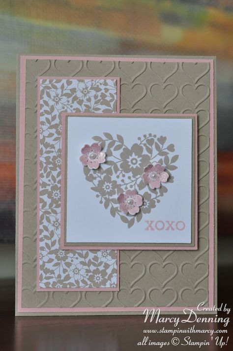 Stampin' with Marcy – Marcy's Stampin' Blog