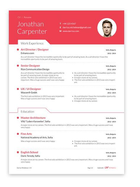 This #Resume Rocks  Enhance Your Resume  Pinterest - scenic carpenter sample resume