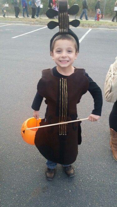 Violin costume