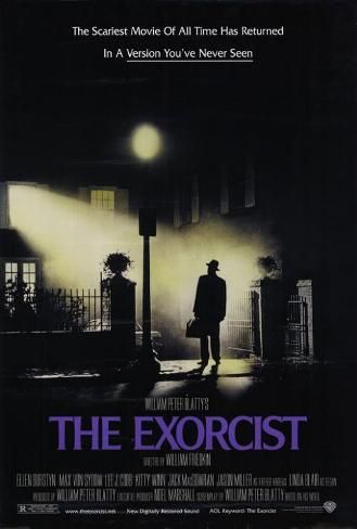 Poster: The Exorcist, 40x27in.