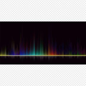 Abstract Vector Fondo Brillante Con Oradores Y Las Ondas De Sonido Vector De Fondo Diseño Banner Imágenes De Fondo