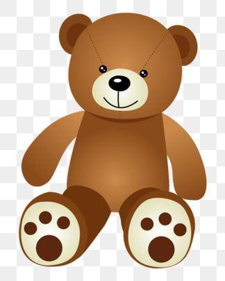 Oso De Peluche Muneca De Dibujos Animados Imagenes Predisenadas De Peluche Teddy Bear Muneca De Oso De Peluche Png Y Vector Para Descargar Gratis Pngtree Em 2021 Ursinho De Peluche