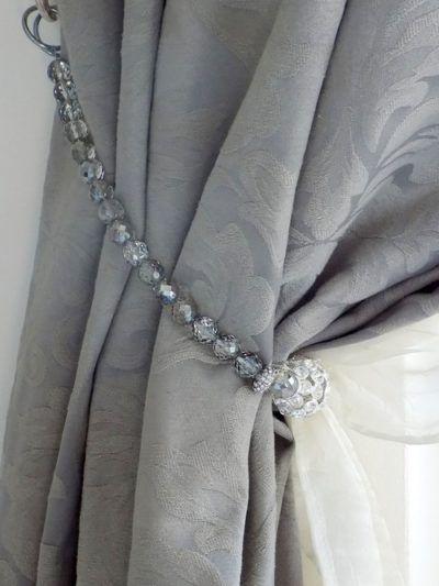 Beaded Curtain Tie Backs Curtain Tie Backs Beaded Curtains