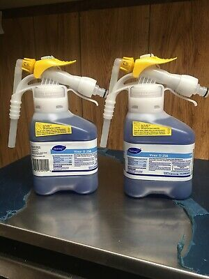 Sponsored Ebay Diversey Virex Ii 256 Cleaner And Disinfectant