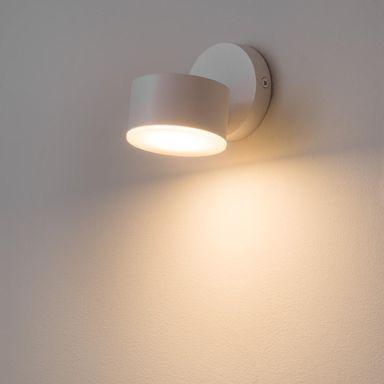 Kinkiet Dopan Bialy Led Inspire Kinkiety W Atrakcyjnej Cenie W Sklepach Leroy Merlin Wall Lights Decor Lamp