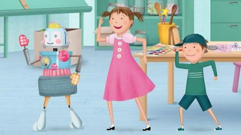 Make Up Your Own Moves When You Dance It S More Creative Fun And Pinkatastic In This Episode Of Pinkalicious Peterrific Pbs Kids Pinkalicious Dance Games