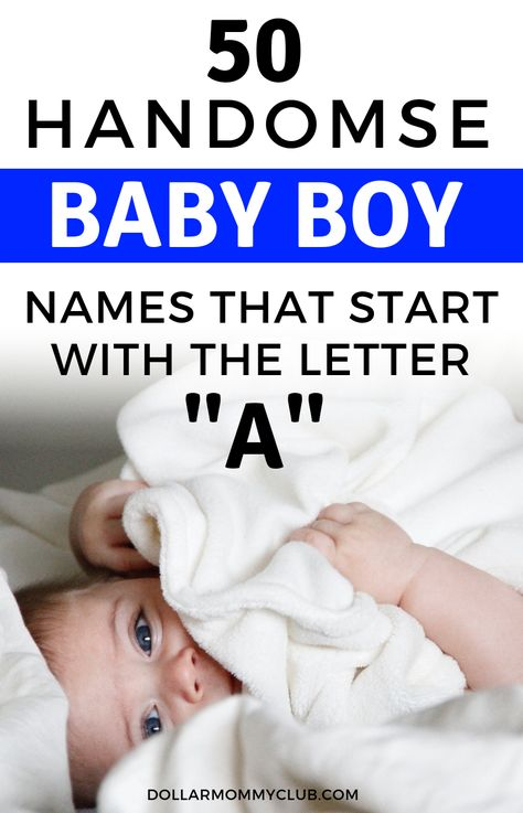Aden: Baby Boy Names 2018 Unique Pinterest