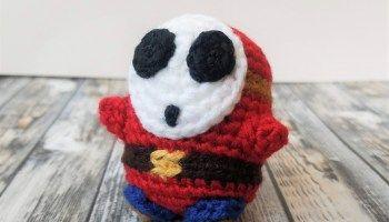 13 itens de crochê do Mario Bross - imagens e inspirações | 200x350