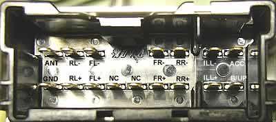 Hyundai Car Radio Stereo Audio Wiring Diagram Autoradio Connector Wire Installation Schematic Schema Esquema De Conexi Wire Installation Hyundai Cars Car Radio