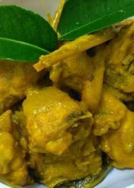 Resep Ayam Ungkep Bumbu Kunyit Siap Goreng Oleh Anabella Resep Kunyit Resep Ayam Ayam Goreng