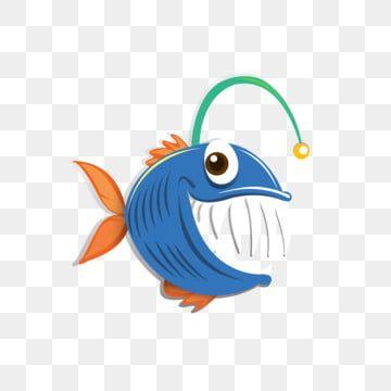 ปลาการ ต น ปลา ว นท ทะเล น าร กภาพ Png และ เวกเตอร สำหร บการดาวน โหลดฟร ปลา ส ตว ภาพประกอบ