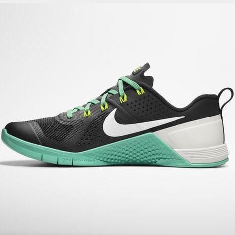 Nike Shoes - Nike Metcon 1 Crossfit sneaker by Lauren Fisher!