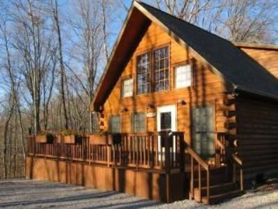 $89/night 4 BR Lake Cumberland Cabin In KY, Beautiful, Secluded Cabin With  Hot Tub With Free Wi Fi/Ldphone | Travelish | Pinterest | Hot Tubs, ...