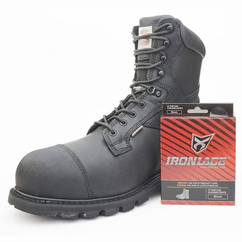 IRONLACE™ UNBREAKABLE BOOT LACES