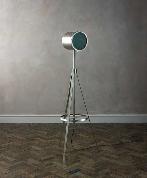 Hector floor lamp large floor lamp tripod and industrial floor lamps