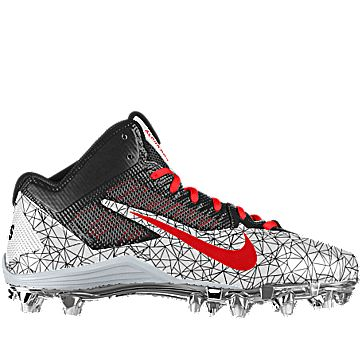 Just customized and ordered this Nike Alpha Pro 3/4 TD iD Men\u0027s Football  Cleat from NIKEiD. #MYNIKEiDS | Recipes to Cook | Pinterest | Football  cleats, ...