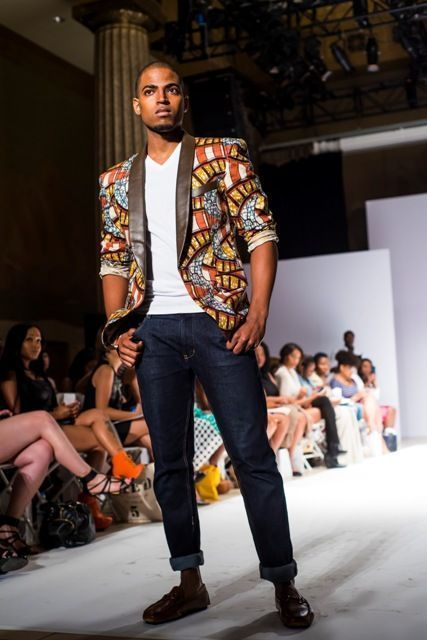 689b731b2b17 Africa Fashion Week New York 2013 Okayafrica. #AfricanFashion #AfricanStyle…
