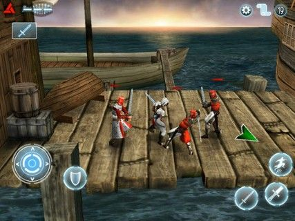 download backstab hd android game v1.2.2