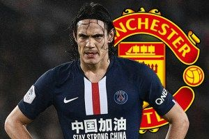 New Manchester United Striker Edinson Cavani Signed With The Red Devils As A Free More The Post New Man Utd Signing Edinson Cavani Alread
