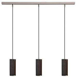 Esszimmer Lampe Holz Schwarz