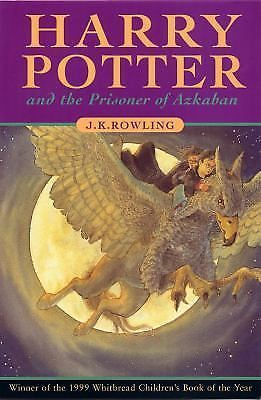 Harry Potter And The Prisoner Of Azkaban By J K Rowling Prisionero De Azkaban Libros De Harry Potter Harry Potter