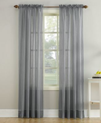 Lichtenberg No 918 Crushed Voile Sheer Curtain Collection