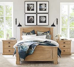 Hudson Bed Pottery Barn Furniture Home Decor Reclaimed Wood Beds
