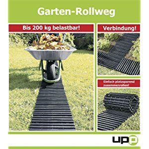 Gartenplatten Rollweg Gartenplatten Garten Gartenweg