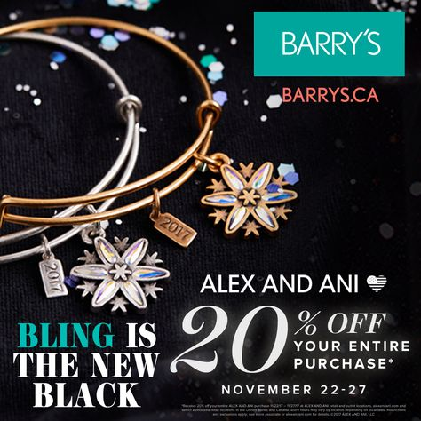 fashionblog Black Friday MONTH at Barry's...