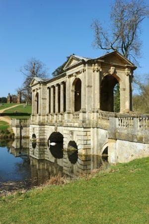 The Palladian Bridge ~ At Stowe Landscape Garden, Buckingham,  Buckinghamshire, England, | BRIDGES | Pinterest | Bridge, National Trust  And Bridges