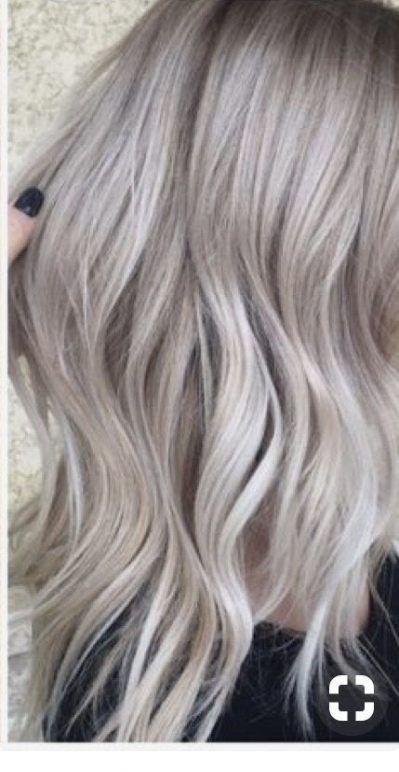 26 Ideas Nails Grey Light Ash Blonde Lightashblonde With Images
